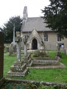 Churchyard of Holy Trinity