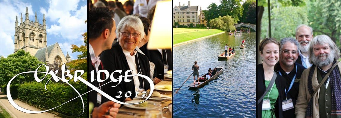 Register Now for the 2017 C.S. Lewis Oxbridge Summer Institute!